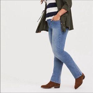 Torrid Slim Boot Jeans Size 24